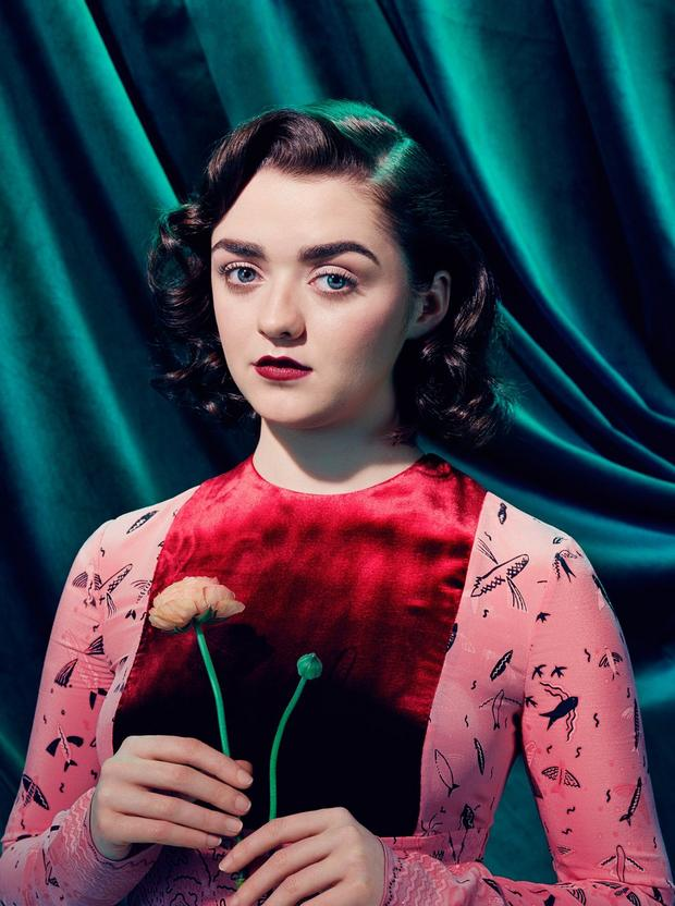 Maisie Williams / Arya Stark