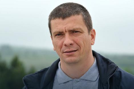 "Saša Savić, direktor aerodroma ""Ponikve"""