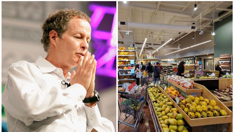 Biznesmen udzielił wywiadu, w którym stawia tezę, że głównym problemem związanym z jedzeniem, otyłością i zdrowiem, jest to, że ludzie dokonują złych wyborów żywieniowych, w Stanach Zjednoczonych w szczególności.
