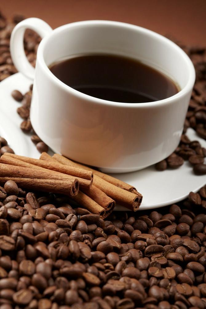 Kafa i cimet su ukusna i još zdravija kombinacija