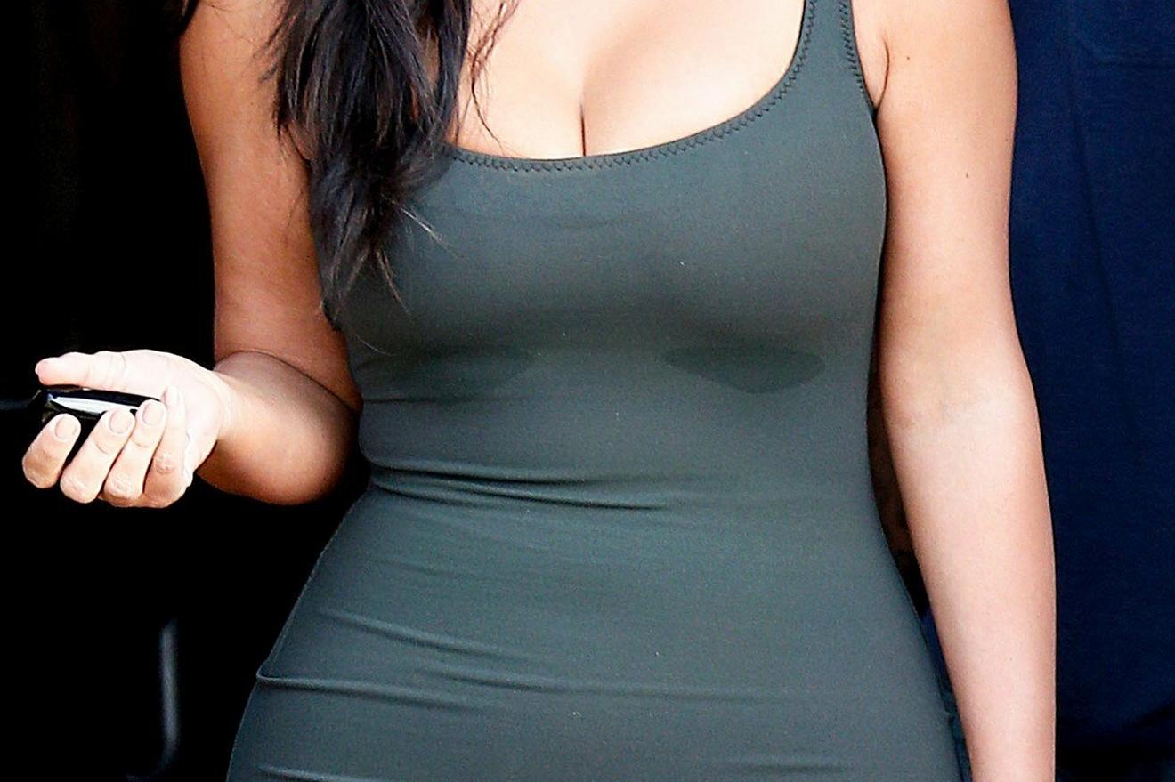 Znoj na haljini