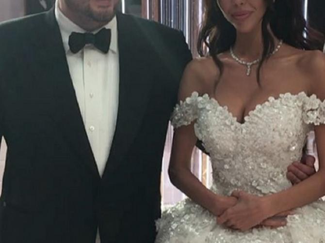 Kad ruski milijarder pravi svadbu, sve PRŠTI OD LUKSUZA: Prsten ga je koštao 9 MILIONA, a mlada je izgledala KAO BOGINJA