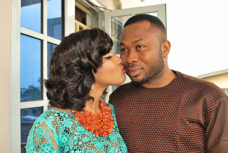 It is no news that Tonto Dikeh and her ex-husband, Churchill Olakunle have been at loggerheads over the custody of their child [Ghafla]