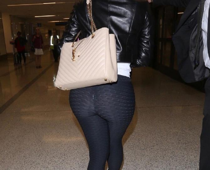 Amber Rouz i njen potpuno pogrešan modni izbor. Amber Rose