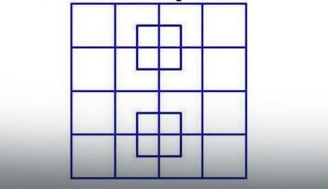 Koliko ima kvadrata na slici?