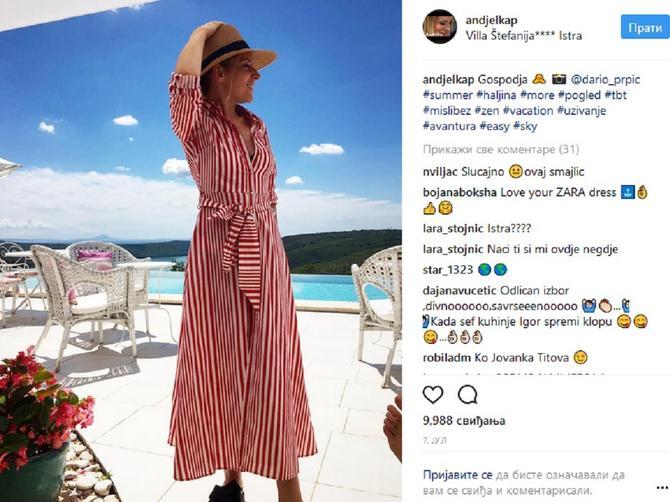 Anđelka Prpić je omiljeno TV lice u Srbiji: Pre šest godina nosila je dugo prezime i bila potpuno drugačija!