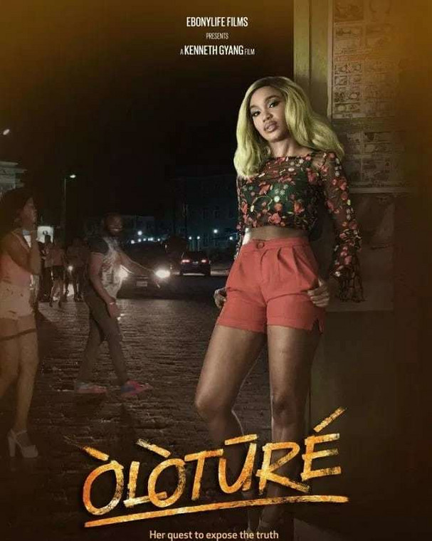 'Oloture's official teaser has been released by Mo Abudu led studio, EbonyLife Films [Instagram/SharonOoja]