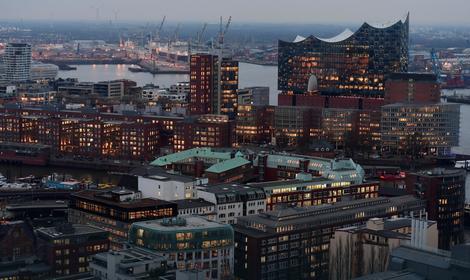 Nemačka priveda je jedna od najjačih na svetu: Hamburg