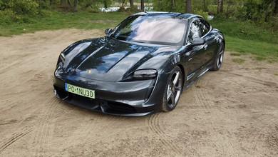 Porsche Taycan Turbo - jest szybkie, ale czy to ma sens?