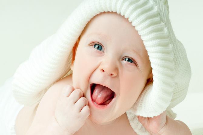 Ako se ne osmehnu do trećeg meseca, posetite pedijatra