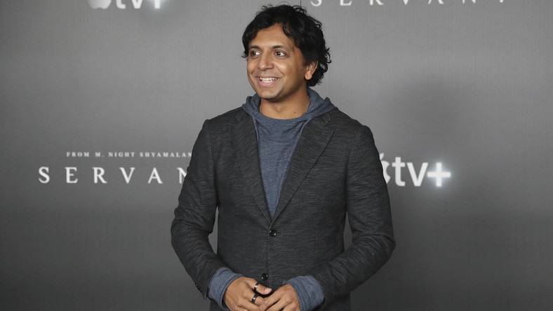 Night Shyamalan's Apple Series 'Servant' Gets Premiere Date - New York Comic Con