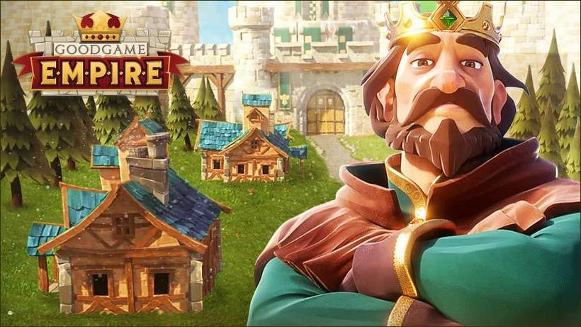 Gry Baby Online Goodgame Empire