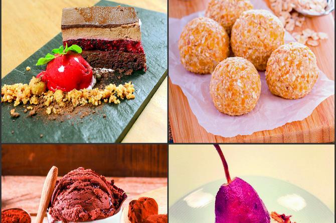 Ovako kuva Emina Jahović! A tu su još neki slatkiši...