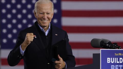 Oficjalne rozpoczęcie procesu przekazania Białego Domu Joe Bidenowi i jego wybór przyszłej sekretarz skarbu dały akcjom w USA paliwo do wzrostów