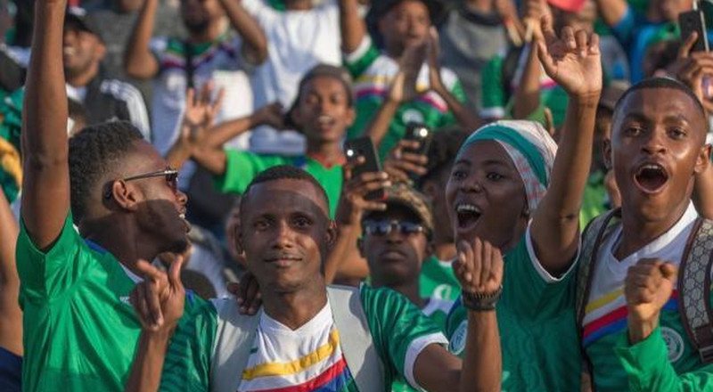 Comoros qualifies for Africa Cup of Nations for the first time