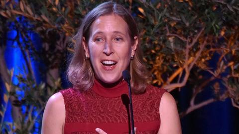 Susan Wojcicki jest prezesem YouTube'a od 2014 roku