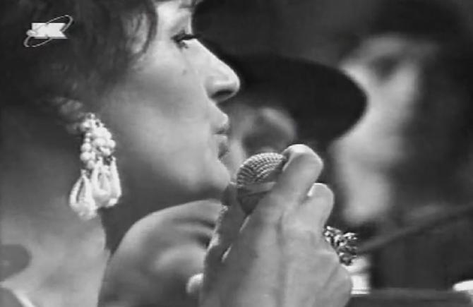 Muzika je bila njen život: Silvana Armenulić