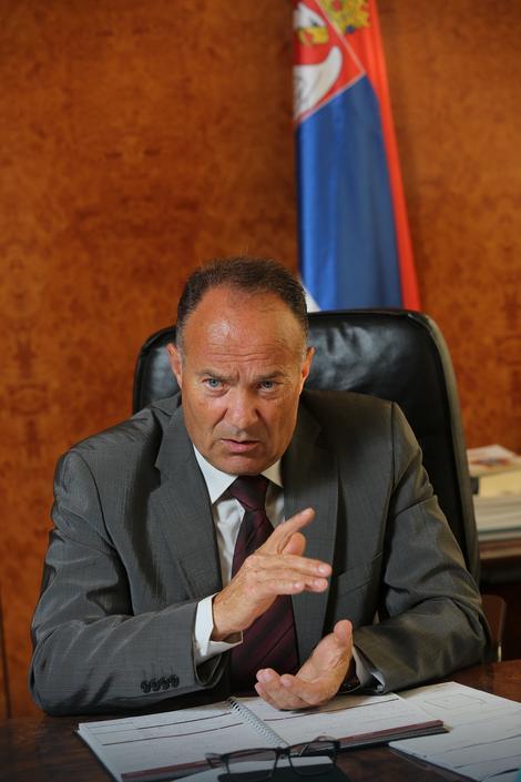 Ministar prosvete, nauke i tehnološkog razvoja Mladen Šarević