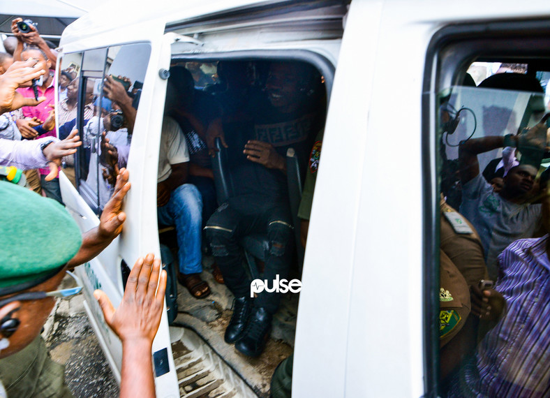 He, however, granted him bail to the tune of N2M and two sureties; one a civil servant with the grade level 10 and second surety with a landed property in the jurisdiction where the case is being held [PULSE]
