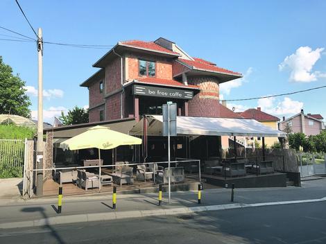 Kafić u Resniku gde su se okupljali dileri ekstazija