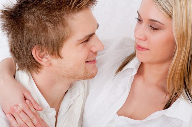 Romantika buja na početku veze