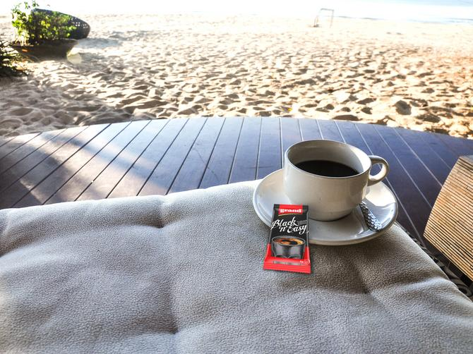 Da, ja sam jedna od onih što na more nosi tursku kafu