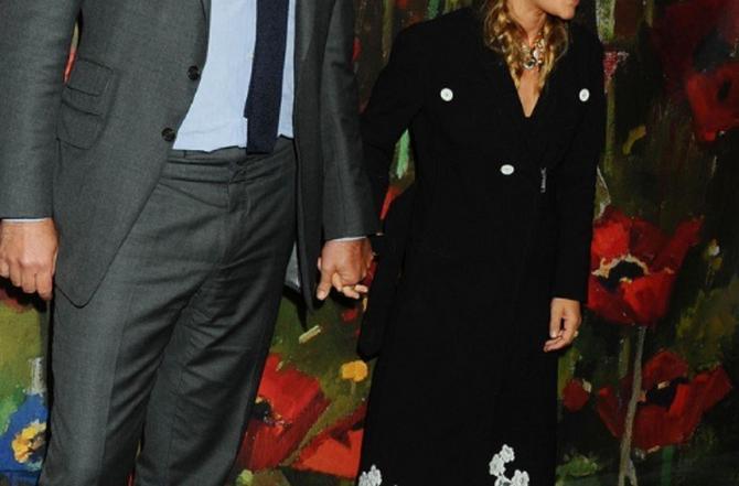 Meri Kejt Olsen i Olivije Sarkozi