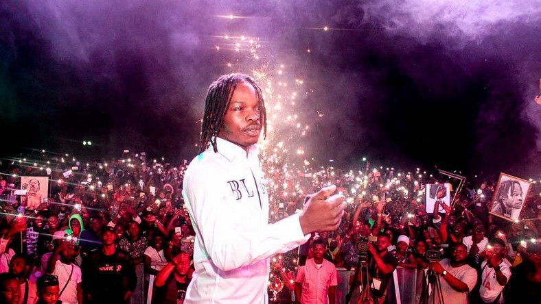 It looks like Naira Marley will be on a hit cruise till the end of the year as he drops 'Mafo' featuring Young John(Instagram/NairaMarley)