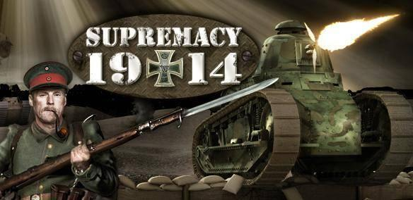 gameplanet Supremacy 1914
