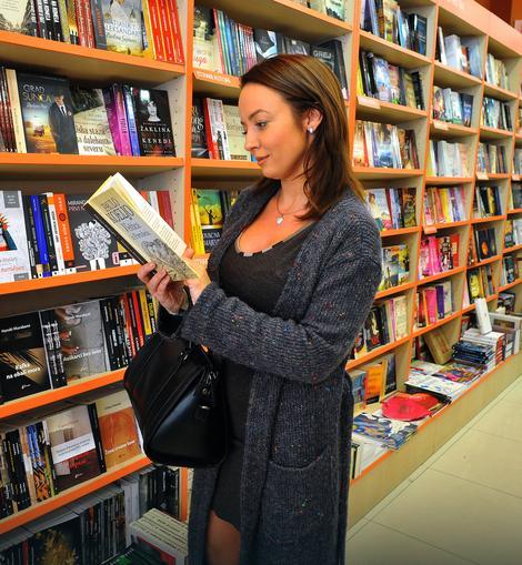 Privilegija većih centara - knjizara u Nišu
