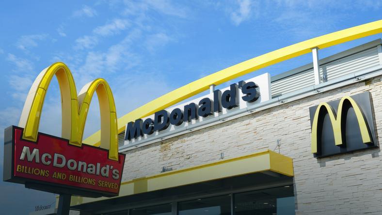 McDonald's pozwała włoskie miasto Florencję. Chce 20 mld dolarów