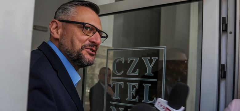 Tomasz Lenz: Michał Kamiński szkodził Platformie Obywatelskiej