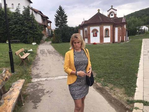JELENA GOLUBOVIĆ U SUZAMA: Ispratila me je rečima...