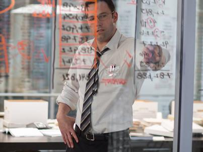 "Ben Affleck w filmie ""The Accountant"""