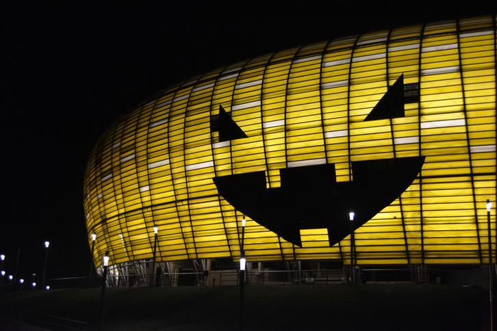 Halloween na Stadionie Energa Gdańsk @ Pokoleń Lechii Gdańsk 1 | Gdańsk | pomorskie | Polska