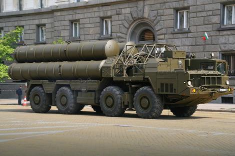 S 300 kakav se koristi u bugarskoj vojsci