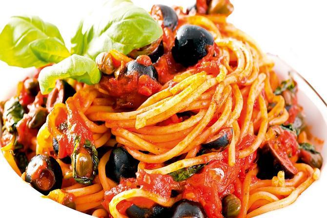 Ukusna, laka, brza večera? Odgovor su špagete!