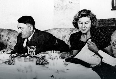 Hitler i Eva Braun