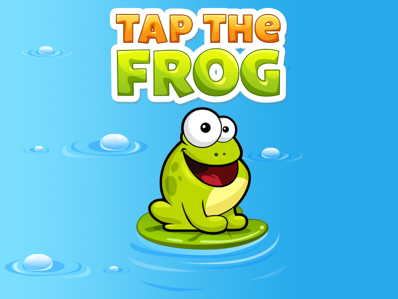 gameplanet Tap the Frog