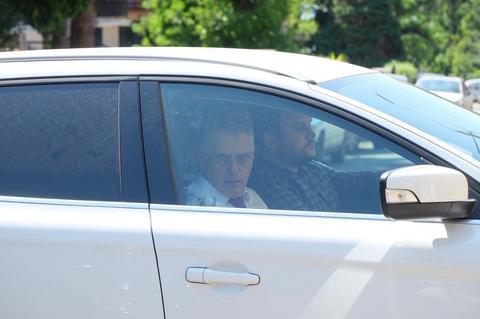 BLIC NA LICU MESTA: Ispred kuće umalo da se desi HAOS, Teodosić stigao u restoran!