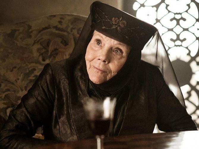 """Lukava baka iz """"Igre prestola"""" u mladosti je bila SEKS BOMBA: Zbog ovih SEKSI SLIKA su svi muškarci uzdisali za njom!"""