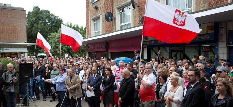 Wielka Brytania: muzułmanie solidaryzują się z Polakami po ostatnich atakach