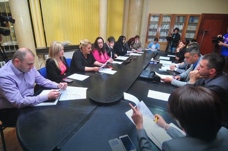 Sednica koordinacionog tela za borbu protiv nasilja u školama