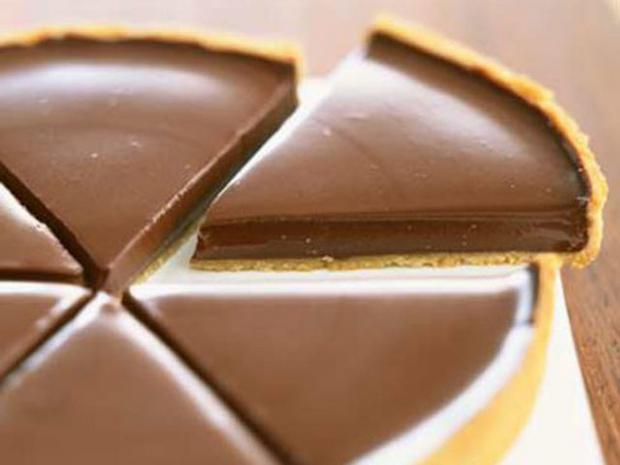 Francia csokitorta - Kiskegyed