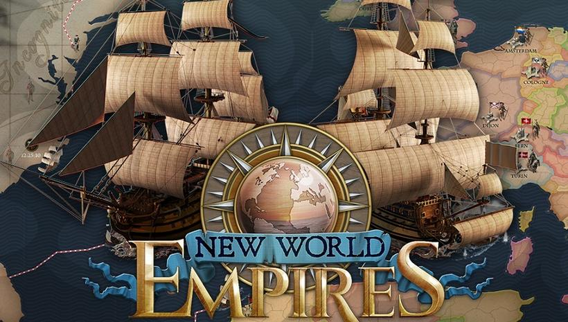 gameplanet New World Empires