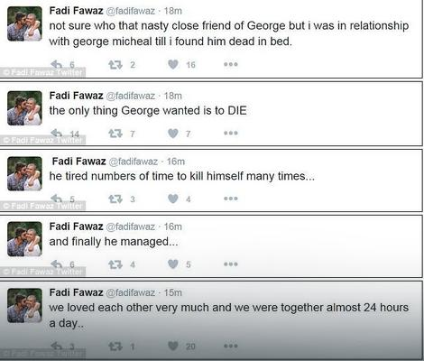 Tviter nalog Fadi Favaza