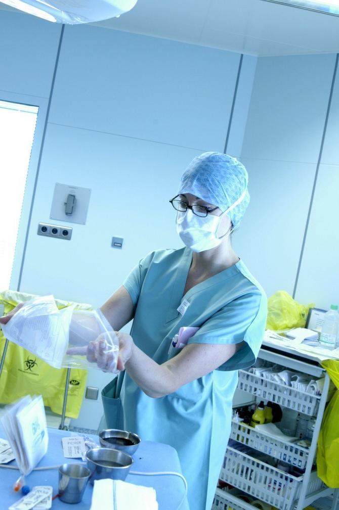 Medicinske sestre spadaju u rizičnu grupu