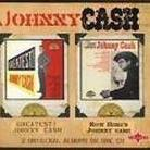 "Johnny Cash - ""Greatest!/Now Here's Johnny Cash (2On1) (Digipack With Bonus Tracks)"""