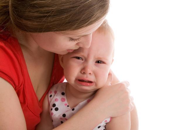 Kako umiriti uplakanu bebu