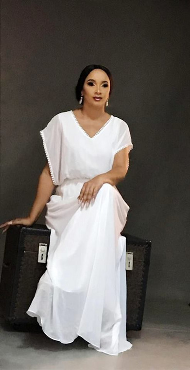 Ibinabo Fiberesima stresses the need for entertainers to take their health seriously. [Facebook/Ibinabo Fiberesima]